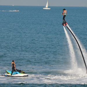 Visit KAEC - Flyboard Experience