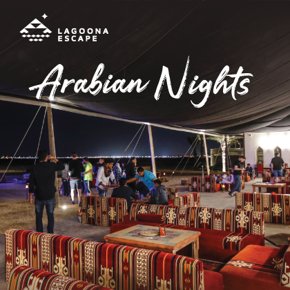 Arabian Nights - attractions
