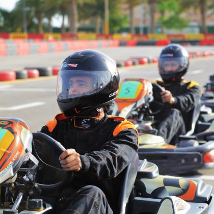 Juman Karting - attractions