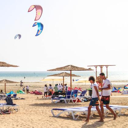 Yam Beach - attractions