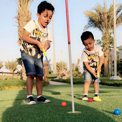 Mini Golf - attractions